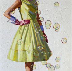 Kelly Reemtsen Paintings <3