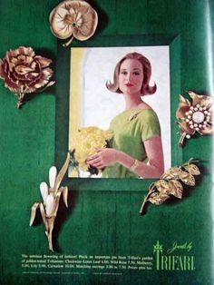 1961 - TRIFARI - ADS -