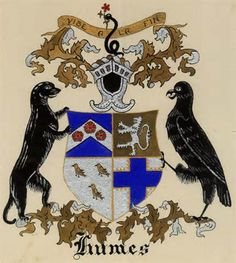 humes family crest - Bing Images