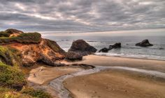 13 little known, beautiful Oregon Beaches