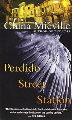 Perdido Street Station by China Mieville http://www.amazon.com/dp/0345459407/ref=cm_sw_r_pi_dp_TKIjvb08JGDJE