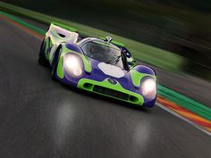"""PORSCHE 917-021 THE FABULOUS STORY"""