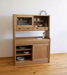 Kitchen Furniture, Wood Furniture, Modern Furniture, Furniture Design, Vanity Table Vintage, Tatami Room, Japanese Furniture, Furniture Removal, Wooden Cabinets