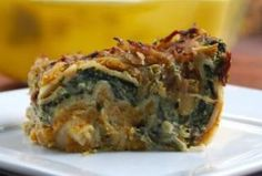 Pumpkin Spinach #Lasagna | Jewish Vegetarians of North America