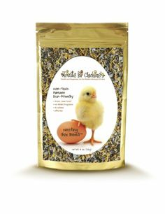 Treats for Chickens Nesting Box Blend, 4-Ounce