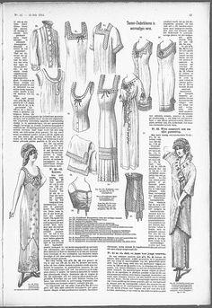 Gracieuse. Geïllustreerde Aglaja, 1914, aflevering 14, pagina 13