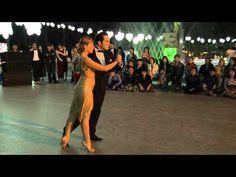 Geraldin Rojas & Ezequiel Paludi , Grand Milonga,Nami island tango Festival, 12.09.2015 - YouTube