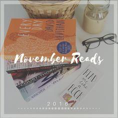NOVEMBER READS