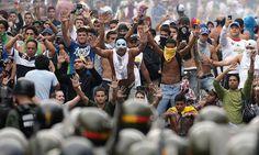 A Venezuela de Maduro em 25 fotografias - Spotniks