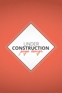 Under Construction Page Design: 50 Stunning Examples To Inspire Your Own