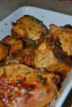 Frango Assado Na Maionese Brazillian Food, Brazilian Dishes, Good Food, Yummy Food, Cooking Recipes, Healthy Recipes, Healthy Lunches, Lunch Recipes, Portuguese Recipes
