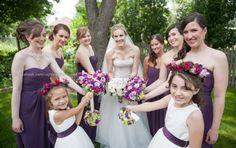 17 Wedding Bridal Party
