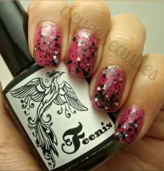 Deuce Beauties: Review & Swatches: Feenix Polishes