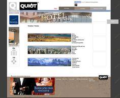 En QUIOT usted encontrara a los mejores hoteles a lo largo de Chile con todas su información  para tomar decisiones para su evento.