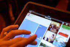 Fcb App on iPad #fcb #tuscany #florence