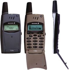 Ericsson T28s: the world's first mobile with Bluetooth®