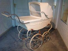 Van Werven kinderwagen uit 1953