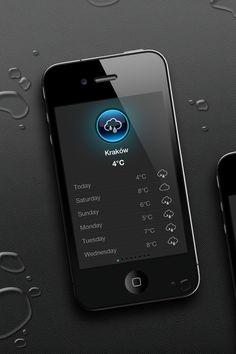Nubilous - another weather app #mobile #app