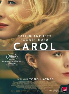 CAROL de Todd Haynes aux cinémas les 400 Coups