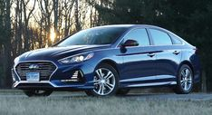 Consumer Reports tested the facelifted Sonata, and they walked away far from impressed. Best Cars For Teens, Hyundai Cars, Hyundai Sonata, Consumer Reports, Motor Car, Flaws, Vehicles, Inspiration, Cars