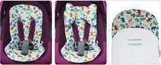 Blue Elephant Stroller Liner & Elephant Ear $64.95