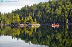 Lake Superior Provincial Park is a 600 square kilometre park located along Highway 17 between Sault Ste Marie and Wawa, Ontario. Sault Ste Marie, Discover Canada, Thing 1, Lake Superior, Photo Contest, Canoe, Kayaking, Scenery, Places To Visit