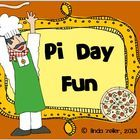 These activities were created for an all-day Pi Day celebration.  I will continue to add to this packet.  If you purchase this packet, you will be ...