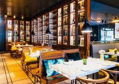 Zwei-Sternekoch Tim Raue eröffnet mit der Brasserie Colette sein nächstes Lokal in Berlin mit legerem Ambiente und Essen, das Spaß machen soll.
