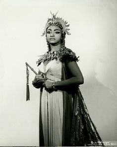 Opera singer Grace Bumbry. | collections.mohistory.org