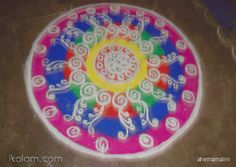 Collection of rangoli and kolam designs for all occasions. Kolam Designs, Diwali, Beach Mat, Cool Designs, Outdoor Blanket