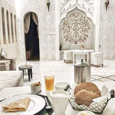 Lovely Riad, Morocco.