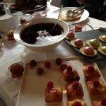 Brunch : hotel Bel Ami - 46€ (des promos possibles sur la Fourchette)