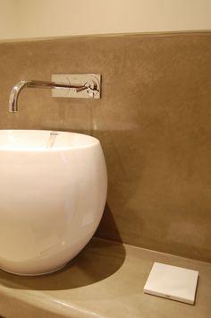 Tadelakt 5 Tadelakt, Sink, Bathtub, Bathroom, Home Decor, Sink Tops, Standing Bath, Washroom, Vessel Sink
