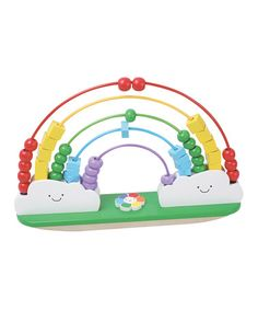 Rainbow Bead Fun Toy by Maxim