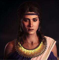 Aspasia of Miletus (l. c. 470-410/400 BCE) is best known as the consort of the great Athenian statesman Pericles. Her life story has always been given in the shadow of Pericles' fame, but she was a woman of great eloquence and intelligence in her own right who influenced many of the writers, thinkers, and statesmen of her time. History Encyclopedia, Apa Style, Assassins Creed Odyssey, History Education, Latest Images, Ancient Greece, World History, Ancient History, Original Image