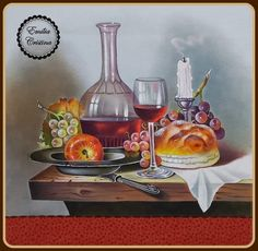 Painting On Fabric, Tejidos, Fruit Photography, Paintings, Centerpieces, Fotografia
