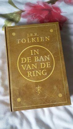 in de ban van de ring - J.R.R Tolkien