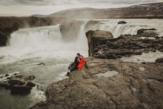 Donald and Lesley, an Icelandic Elopement, May Day three of our wedding shoot at Goðafoss and Hverir. Wedding Night, Wedding Shoot, Our Wedding, Wedding Photo Inspiration, Elopement Inspiration, Iceland In May, Brimnes, Iceland Wedding, I Got Married