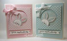 Friend & Flowers Easter card video