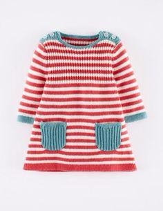 Woolly dress
