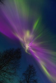 corona, finland #northernlights #skyscapes #nature #aurora