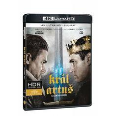 Blu-ray Král Artuš: Legenda o meči, UHD + BD, CZ dabing | Elpéčko - Predaj vinylových LP platní, hudobných CD a Blu-ray filmov Sherlock