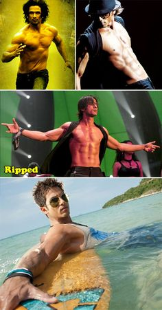 Shahid Kapoor, hot and SEXY
