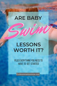 Thinking about starting infant swim lessons with your baby?Use these tips to get started and know what gear baby needs. Baby Swimming Lessons, Swim Lessons, Breastfeeding Accessories, Breastfeeding Tips, Working Mom Tips, Advice For New Moms, Pregnancy Advice, Get Baby, Health And Safety