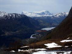 Tanjan blogi: Norddalen