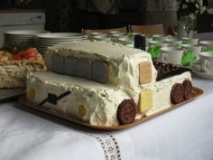 1242758732_img-d41d8cd98f00b204e9800998e Cake, Desserts, Diy, Food, Tailgate Desserts, Deserts, Bricolage, Food Cakes, Eten