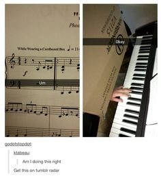 omigoodness strange composer notations xD