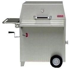 Hasty-Bake Legacy Stainless Steel Charcoal Grill