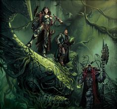 """40k Rogue Traders artwork """"By His LIgHT why did you drag on to this ~place~, it feels weird, all this gravity. F you I'm going back to MY ship"""" says the Navigator."""
