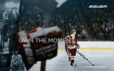 Own the moment #hockey #nhl